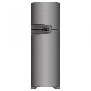 Refrigerador Consul Frost Free CRM43NK com 2 Portas Inox 386 Litros 220V
