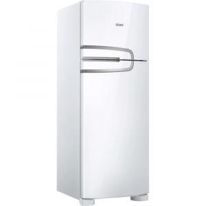 Refrigerador Consul Frost Free Duplex 340 litros CRM39 Branca com Prateleiras Altura Flex 220V