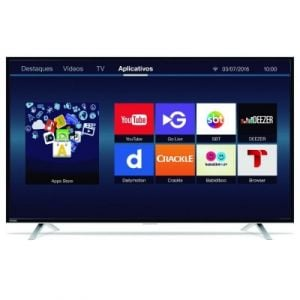 Smart TV 49 LED 49L2600 Full HD, WI-FI, HDMI, USB, Semp TCL Toshiba
