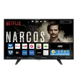 Smart TV LED 32 polegadas AOC LE32S5970 - Conversor Digital