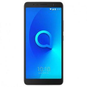 Smartphone Alcatel 3C Preto Leitor Digital Tela Full View 18:9 de 6 Memória 16GB 5026J