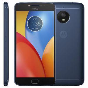Smartphone Motorola Moto E4 Plus Azul Safira 16GB, Tela 5.5, Dual Chip, Android 7.0, Bateria 5.000 mAh, Câmera 13MP, Processador Quad-Core e 2GB RAM