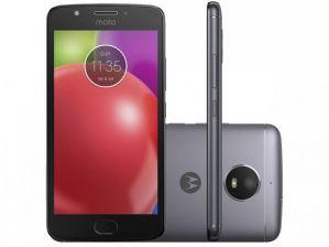 Smartphone Motorola Moto E4 Plus Titanium 16GB, Tela 5.5, Dual Chip, Android 7.0, Bateria 5.000 mAh, Câmera 13MP, Processador Quad-Core e 2GB RAM