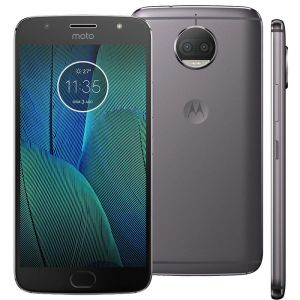 Smartphone Motorola Moto G5s Plus XT1802 Platinum 32GB, Tela 5.5, Dual Chip, TV Digital, Android 7.1, Câmera Traseira Dupla 13MP e 3GB RAM