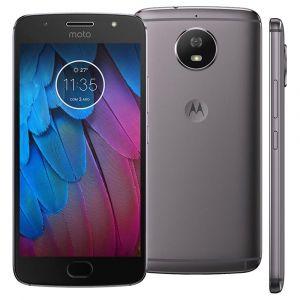 Smartphone Motorola Moto G5s XT1792 Platinum com 32GB, Tela de 5.2, Dual Chip, Android 7.1, 4G, Câmera 16MP, Processador Octa-Core e 2GB de RAM