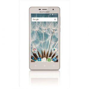 Smartphone MS50S 3G tela 5 dual câmera 5MP, 8MP Android 6.0 Multilaser Branco