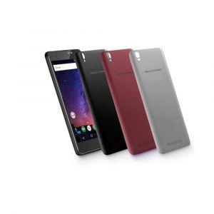 Smartphone MS55M 3G Tela 5.5 Android 7 Dual Chip Memória 16GB Bluetooth Multilaser Preto P9046