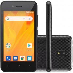 Smartphone Multilaser MS40G 8GB Desbloqueado Preto NB728