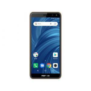 Smartphone Positivo Twist 2 Pro S532 32GB Quad-Core 3G Dual Chip Android Oreo 5.7 Pol Dourado