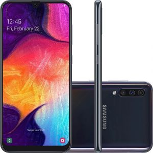Smartphone Samsung Galaxy A50 128GB Dual Chip Android 9.0 Tela 6,4