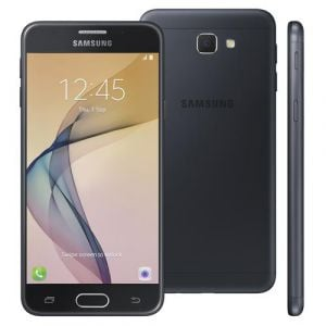 Smartphone Samsung Galaxy J5 Prime Dual Chip Android 6.0 Tela 5 Quad-Core 1.4 GHz 32GB 4G Wi-Fi Câmera 13MP Preto