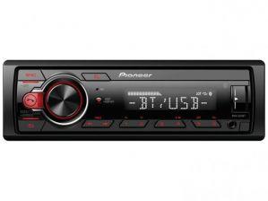 Som Automotivo Pioneer MVH-S218BT Bluetooth MP3 Player Rádio AM/FM USB Auxiliar