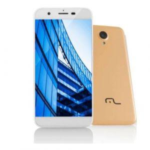 Tablet Celular Mini MS45S Dourado com Branco  NB703