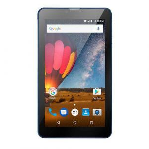 Tablet Multilaser M7 3G Plus Quad Core 1GB RAM Câmera Tela 7 Memória 8GB Dual Chip Azul - NB270