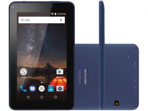 Tablet Multilaser M7S Plus 8GB 7 Wi-Fi Android 7.0 Câmera Integrada -NB274