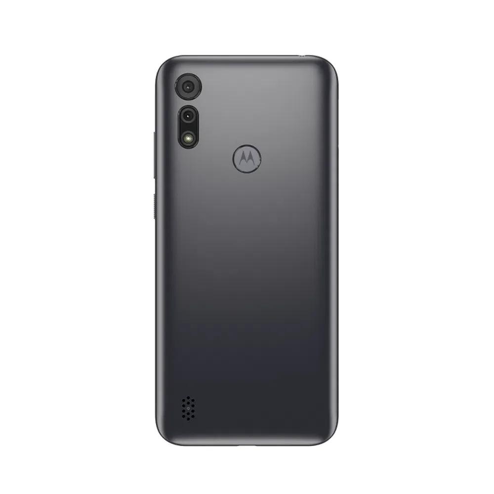 Smartphone Motorola Moto E6S 32GB, Tela Max Vision de 6.1, Câmera Traseira Dupla, Android 9.0, Processador Octa-Core e 2GB de RAM Cinza