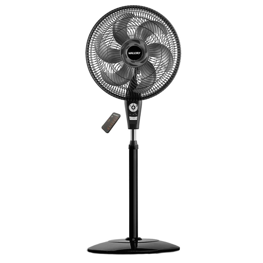 Ventilador de Coluna Mallory Air Timer TS 40cm Preto 220V